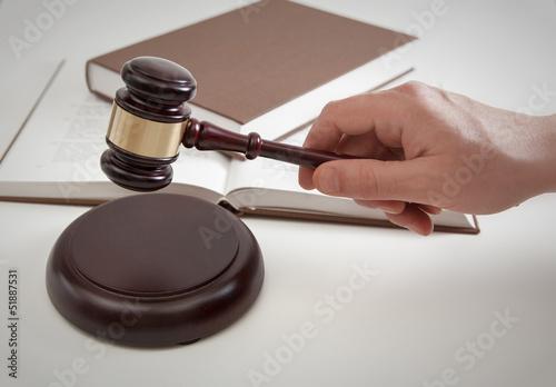 La Mano del Giudice