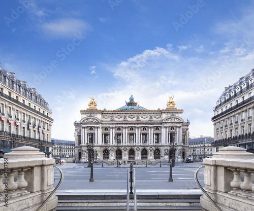Papiers peints Opera, Theatre Opéra Garnier Paris France