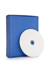 cd packaging software blue box