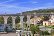 Lisbon aqueduct, Portugal