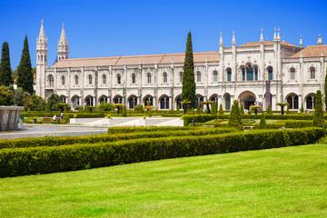 Mosteiro dos Jeronimos, Lisbon, Portugal. UNESCO WHS