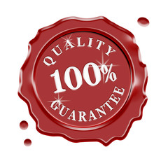 Wax Seal Quality Guarantee
