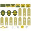 Syrian army insignia