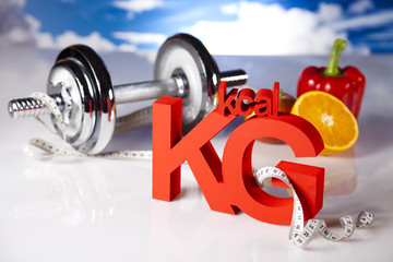 Calorie, Kilograms, Fitness food