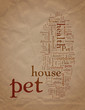 Pet house for your Outdoor pets