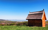 Little house at Lake Balaton,Hungary
