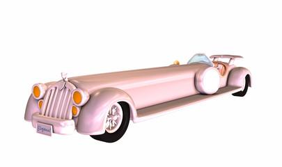limousine toon