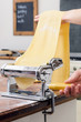 Fresh pasta making process