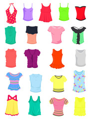 T-shirts and Tank Top