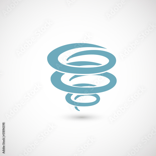 wind icon vector