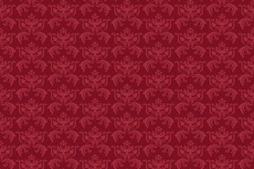 Edler Hintergrund Rot