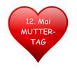 Herz Muttertag