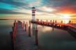 Fototapeten,leuchtturm,ozean,strand,see