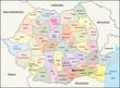 Rumänien Administrativ