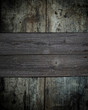 Vintage wooden background with wooden board