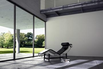 chaise longue