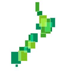 ニュージーランド 地図 国