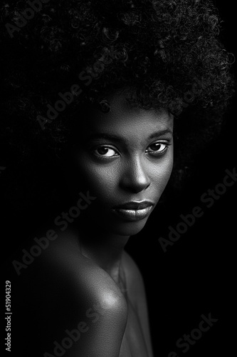Dark African Beauty