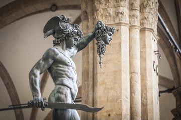 David di Donatello di profilo