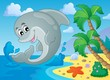 Image with dolphin theme 5