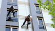 Industrial Alpinists - Facade Cleaning