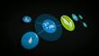 Bio green ecology network sustainable development fair trade