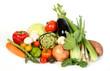 fresh vegetables harvest
