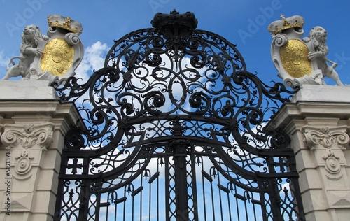 Tor Belvedere Wien