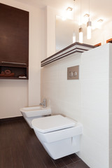 Grand design - toilet