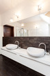 Grand design - double bathroom