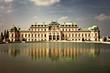 Belvedere castle - Austrian landmarks, Vienna