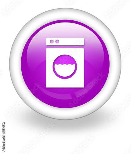 """Violet Icon """"Laundromat"""""""