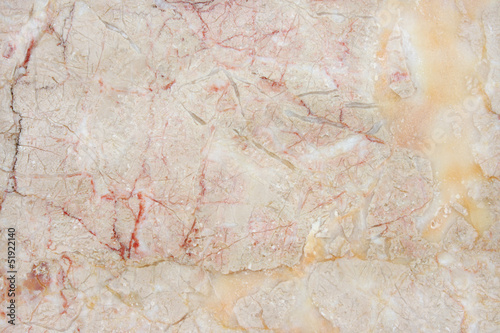 Marble with natural pattern.