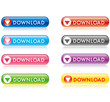 Download Button Set