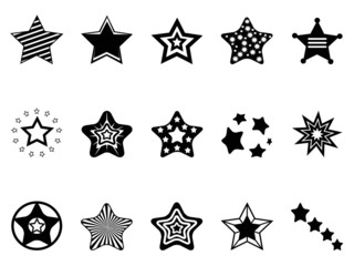 stars icon collection