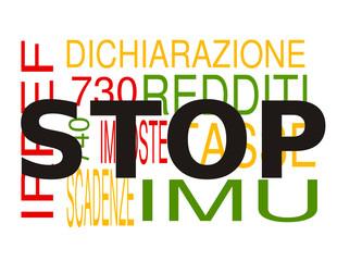 stop tasse