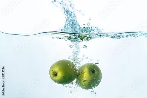 Fototapeten,wasser,platsch,mandarins,kalt