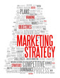 """MARKETING STRATEGY"" Tag Cloud (advertising public relations)"