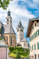 Kitzbuhel Churchs