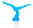 Yoga - Kopfstand (Sirsasana)
