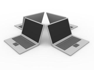 Laptop group