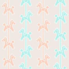 Carousel pattern