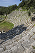 Theatre of Phaselis in Antalya city of Turkey