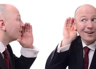 wispering  business information