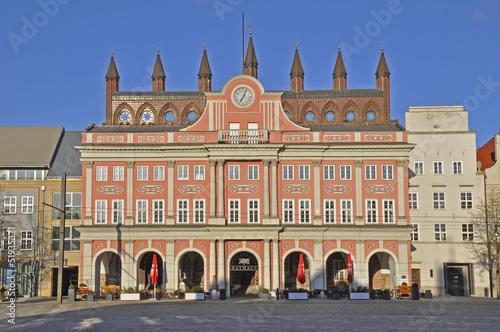 Rostock, Rathaus