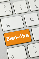 Clavier Bien-être Doigt