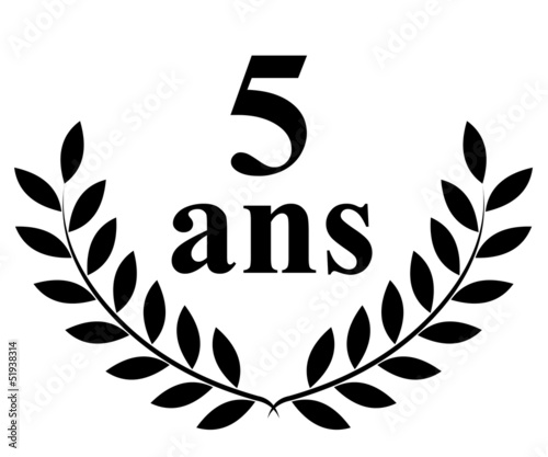 Lauriers 5 ans