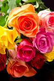 bouquet rose - Fine Art prints