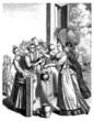 Charity - begining 18th century