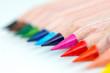 Buntstifte in vielen Farben